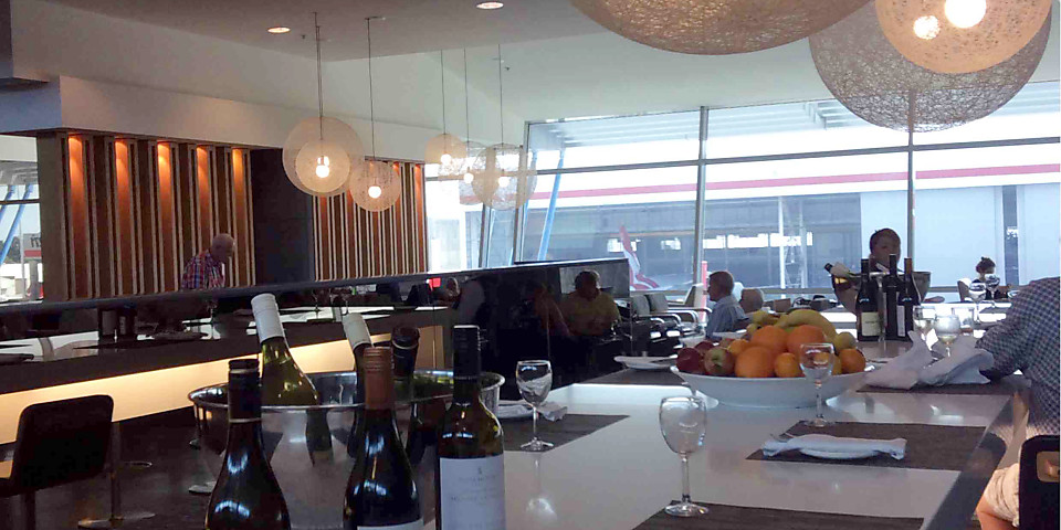 Qantas Airways Domestic Business Lounge (SYD)