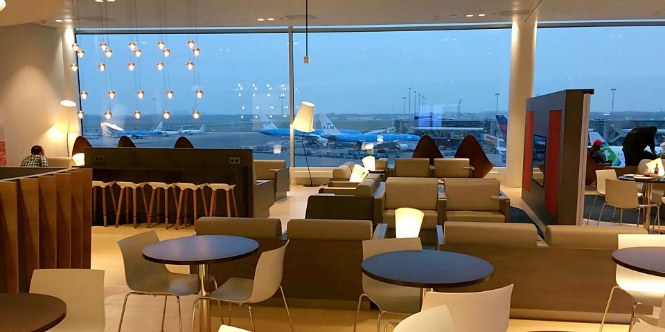 Aspire Lounge (41) (Non-Schengen) (AMS)