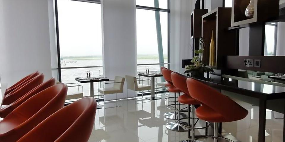 Etihad Airways First & Business Class Lounge (DUB)