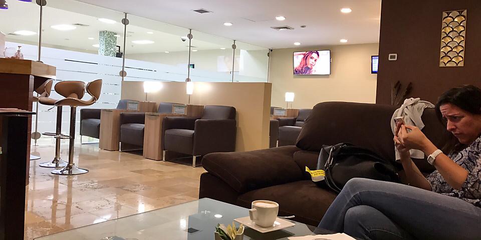 Caral VIP Lounge (TGZ)