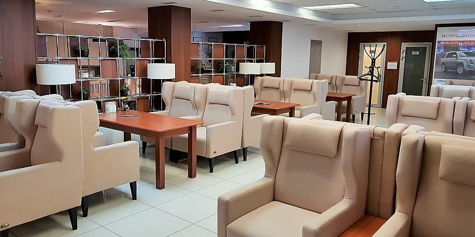 Domestic Business Lounge (CEK)