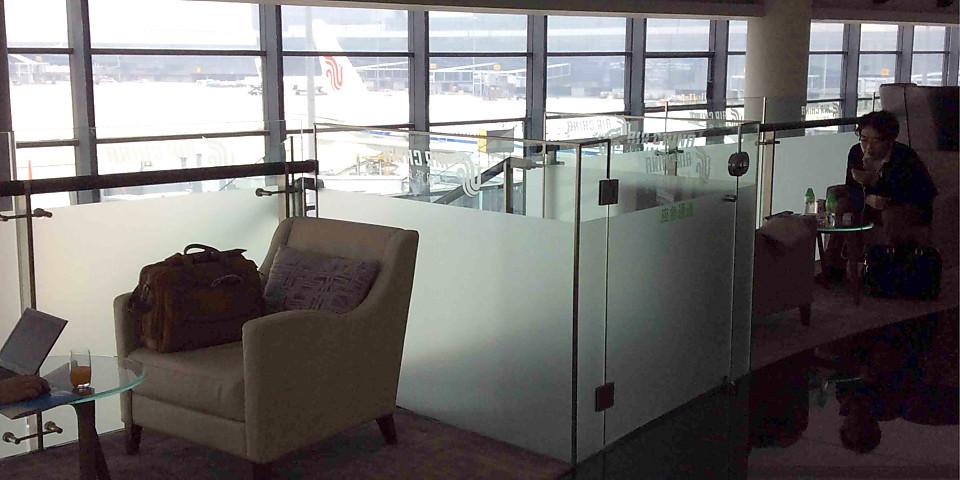 V8 Air China First & Business Class Lounge (SHA)