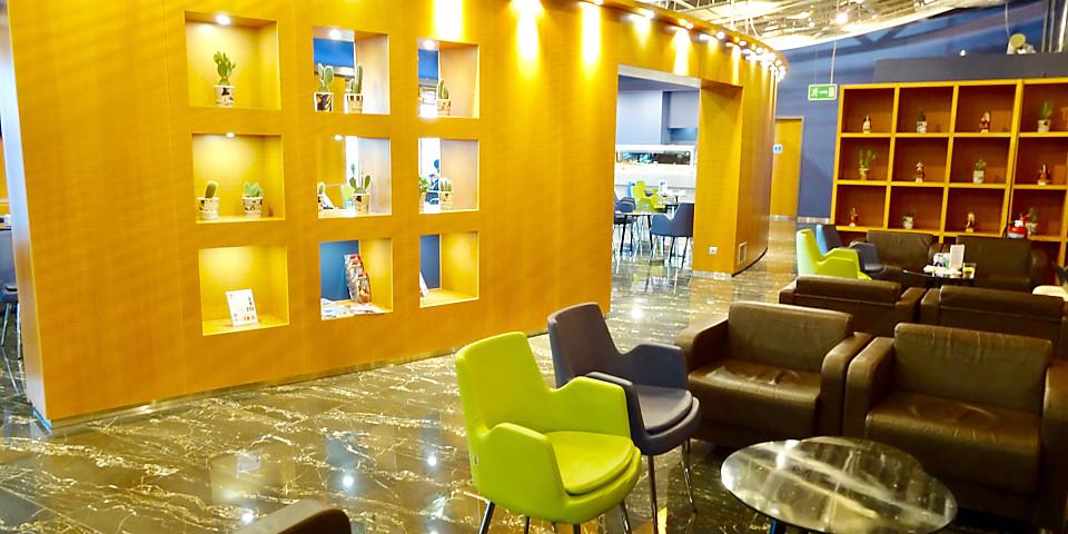 Skyserv Aristotle Onassis Lounge (ATH)