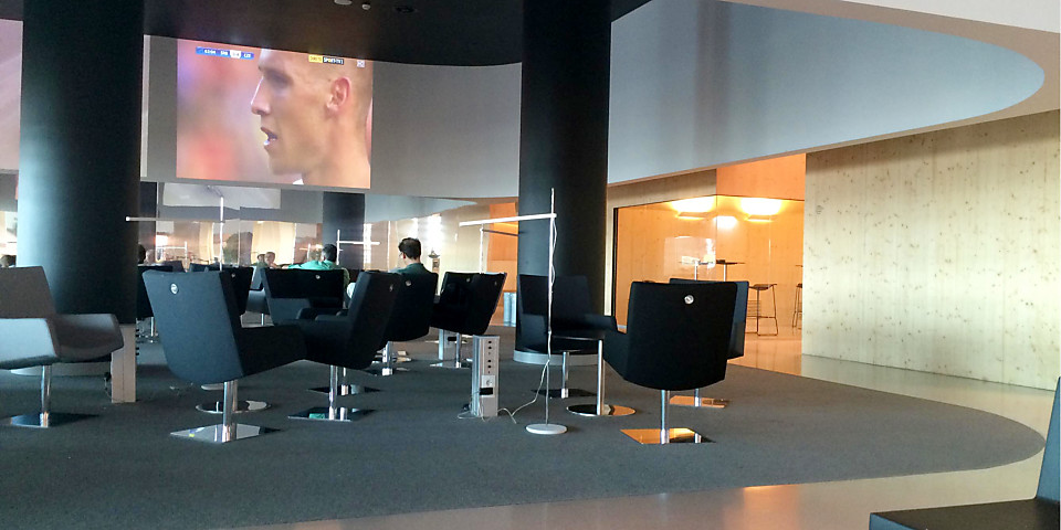 ANA Airport Lounge (LIS)
