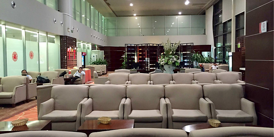 China Southern Sky Pearl VIP Lounge (Domestic) (CAN)
