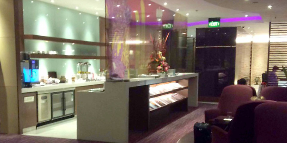Thai Airways Royal Silk Lounge (SIN)