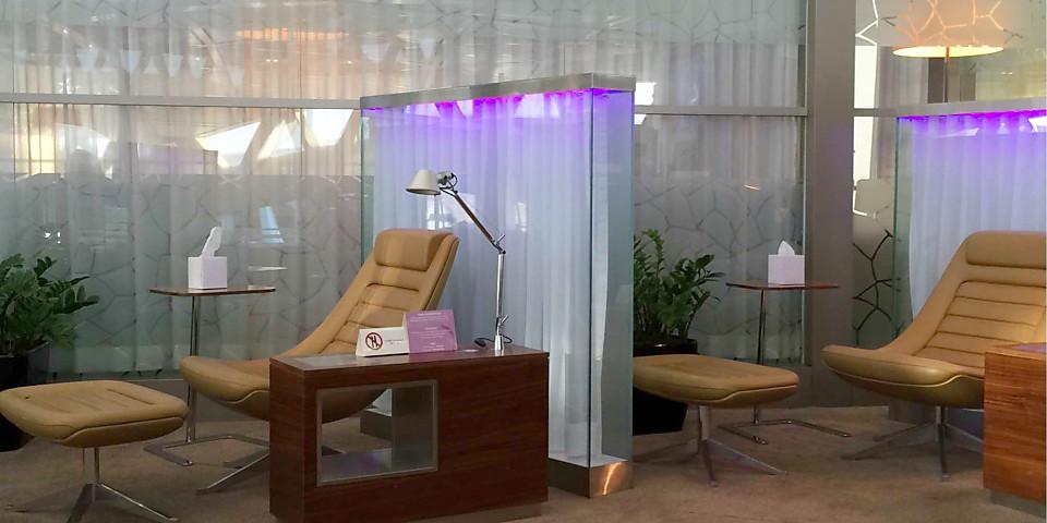 Saudia Al-Fursan Golden Business Lounge (International) (RUH)