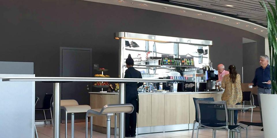 Lufthansa Business Lounge (Non-Schengen, Gate C14-C15) (FRA)