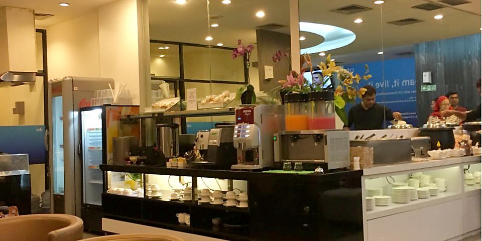Citibank Lounge (CGK)
