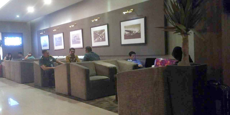 BlueSky Executive Lounge (CGK)