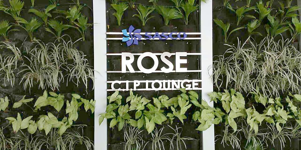 SASCO Rose CIP Lounge (SGN)
