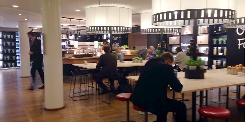 SAS Lounge (CPH)