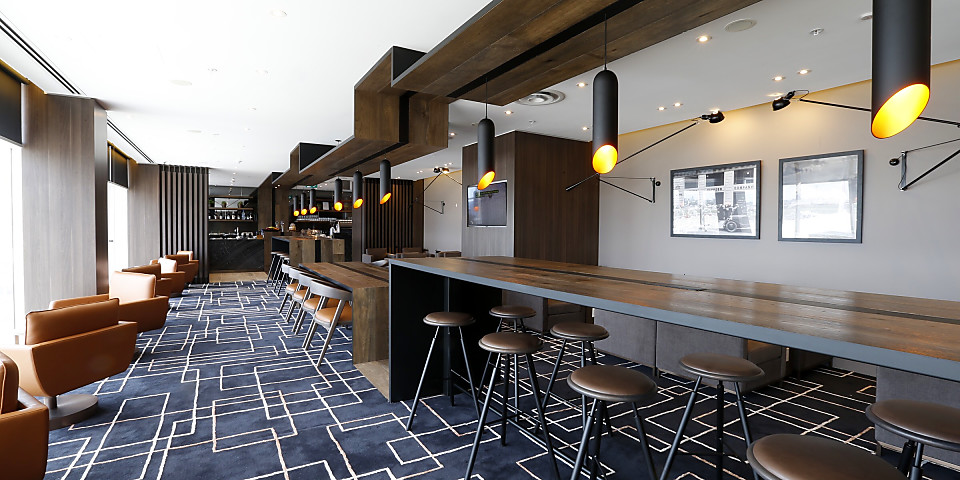 The American Express Lounge (SYD)