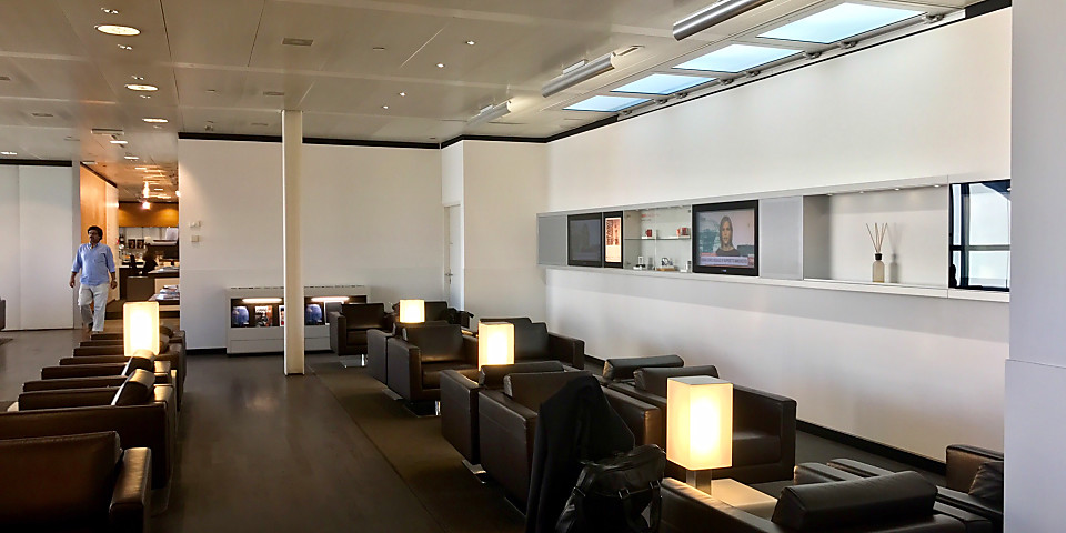 SWISS Business Lounge (GVA)