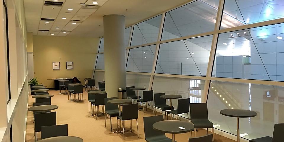 American Airlines Premium Lounge (DFW)