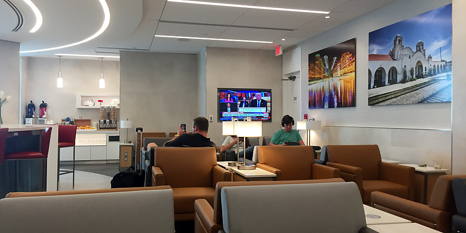 American Airlines Admirals Club (MCO)