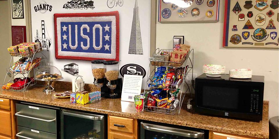 USO Lounge (SFO)
