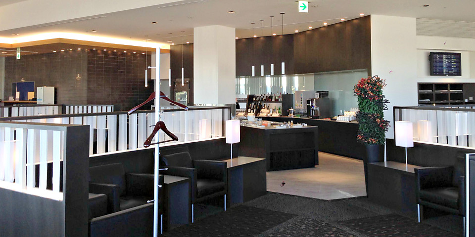All Nippon Airways ANA Suite Lounge (NRT)