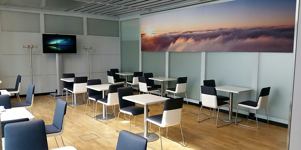 Lufthansa Business Lounge (NUE)