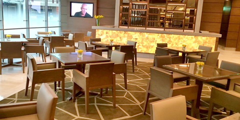 Lufthansa Business Lounge (DXB)