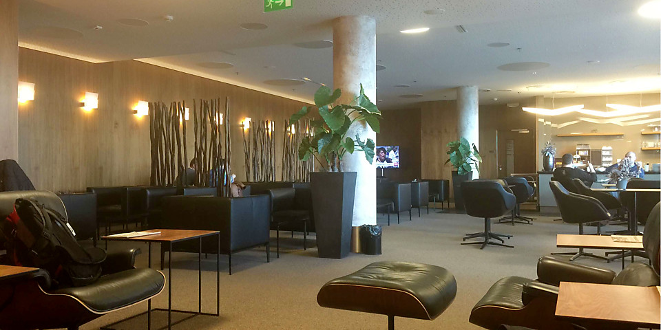 Executive Lounge (WRO)