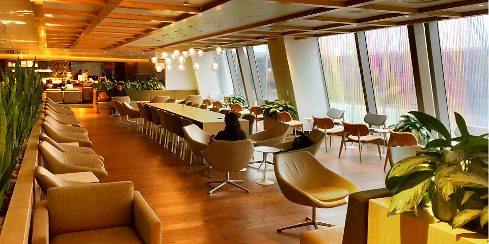 oneworld International Business Lounge (LAX)