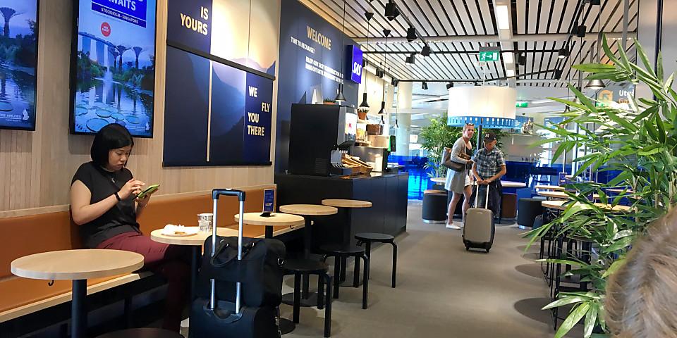 SAS Café Lounge (MMX)