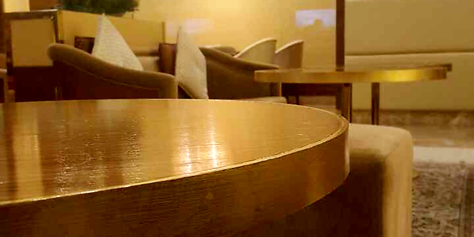 Pranaam Lounge (BOM)