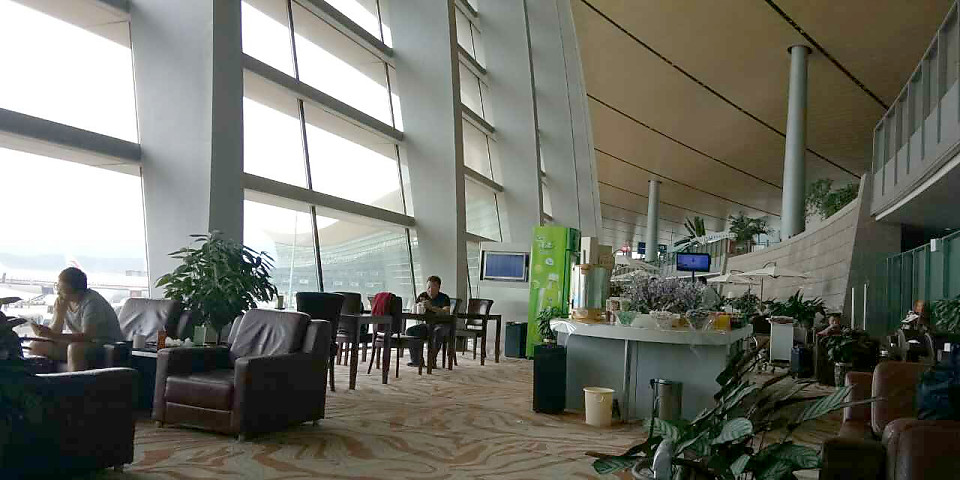 V12 Kunming Airport First & Business Class Lounge (KMG)