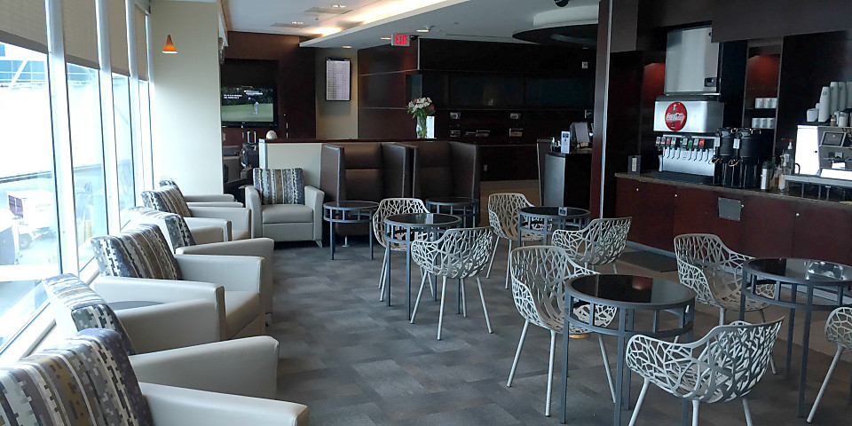 Alaska Airlines Alaska Lounge (Bookings Not Available After August 15, 2018) (PDX)