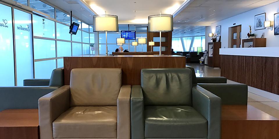 SXM Executive Lounge (SXM)