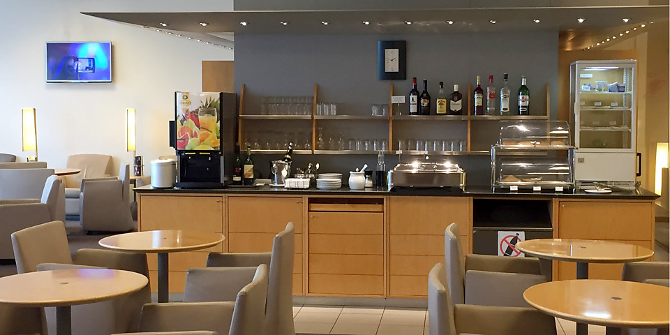 Air France Lounge/KLM Lounge (FRA)