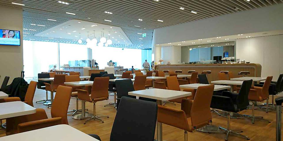 Lufthansa Senator Lounge (Schengen) (MUC)