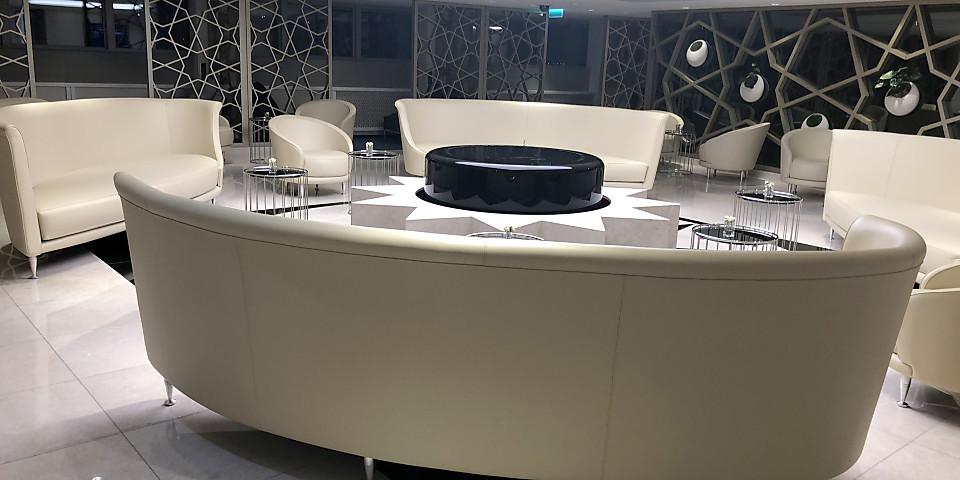 Qatar Airways Premium Lounge (CDG)