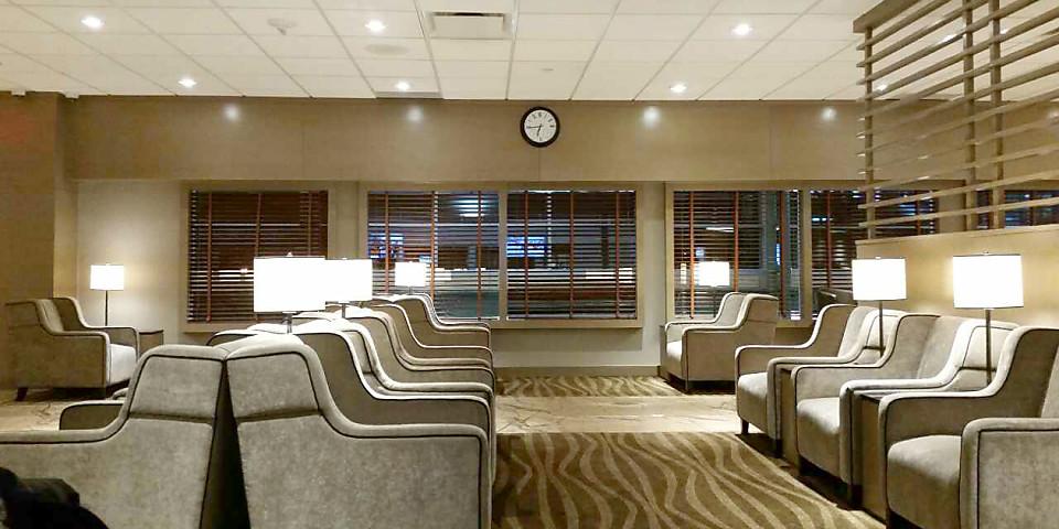 Plaza Premium Lounge (YEG)