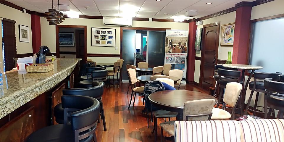 Club Kingston Arrivals Lounge (KIN)