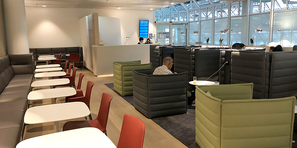 Airport Lounge Europe (MUC)