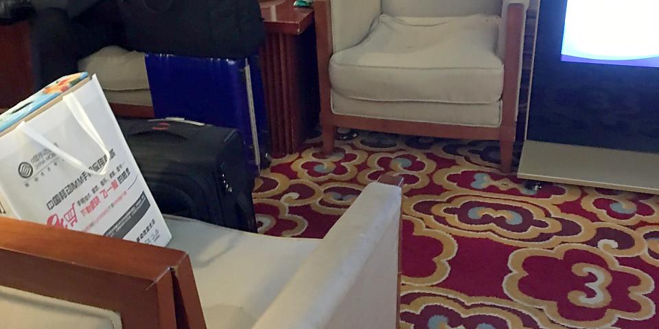 V6 China Southern Sky Pearl VIP Lounge (SHA)