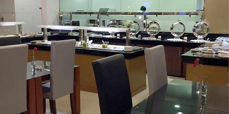SriLankan Airlines Serendib Lounge (CMB)