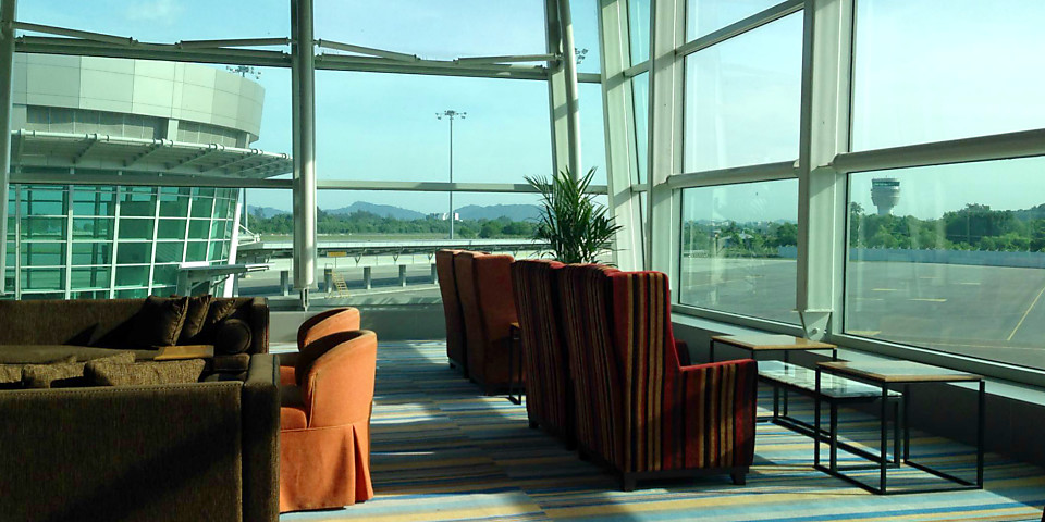 Malaysia Airlines Golden Lounge (International Terminal) (BKI)