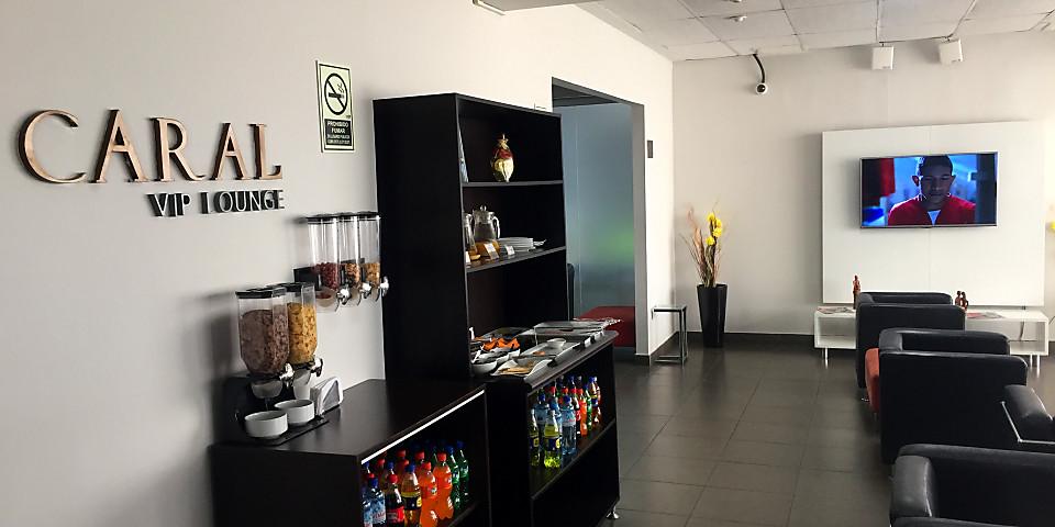 Caral VIP Lounge (TRU)