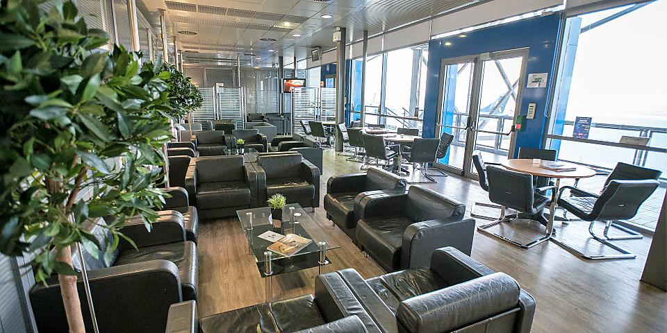 Skyserv (Manolis Andronikos) Lounge (SKG)
