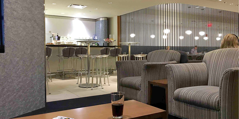 British Airways Galleries Lounge (BOS)