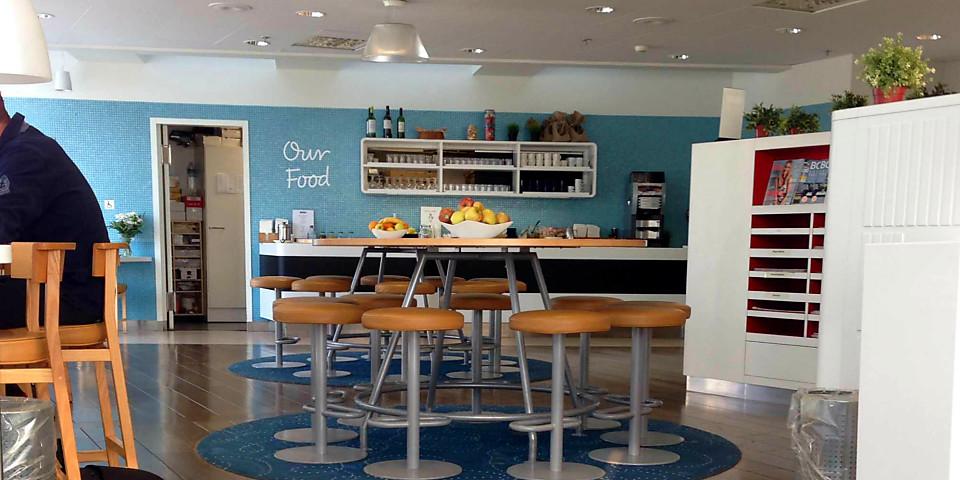 SAS Lounge (CDG)