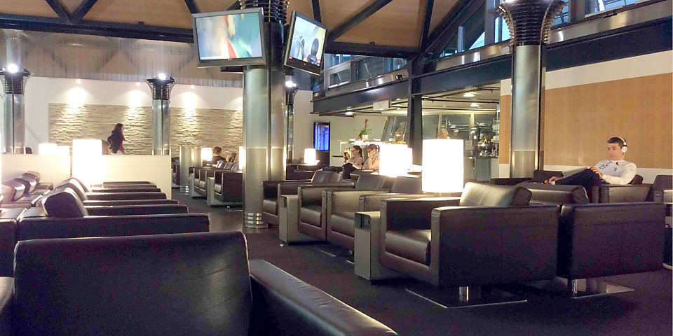 SWISS Business Lounge (Closed For Renovation Until May 2018) (ZRH)
