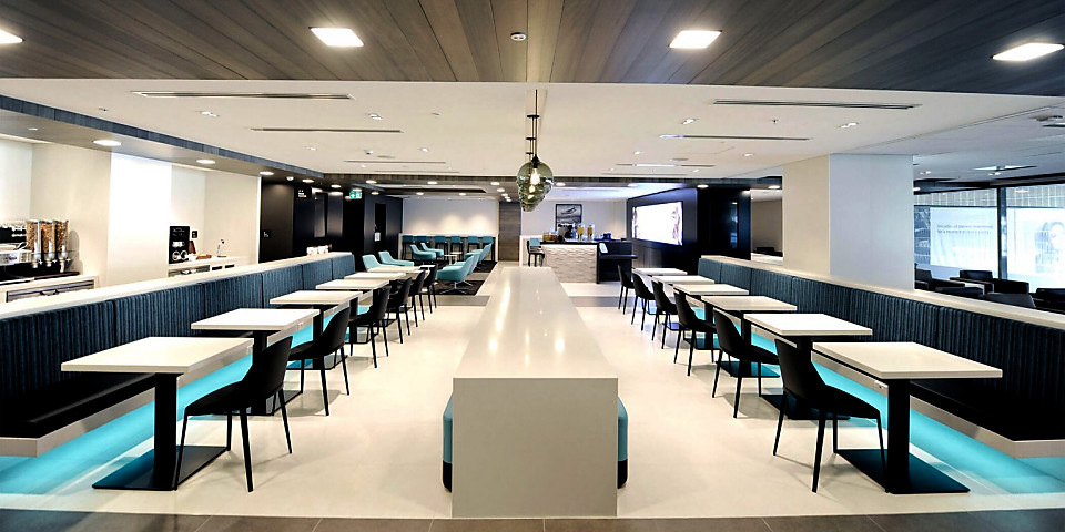 Air New Zealand Regional Lounge (WLG)