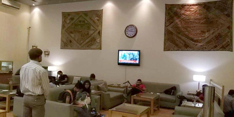 CIP Lounge (KHI)