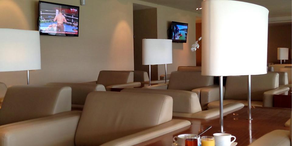 Garuda Indonesia Executive Lounge (KNO)