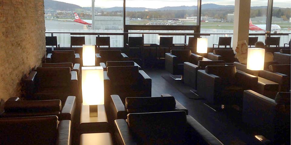 SWISS Business Lounge (ZRH)