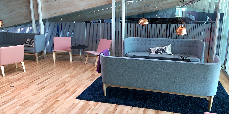 Aalborg Airport Lounge (AAL)